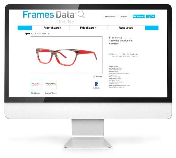 Frames Data DVD