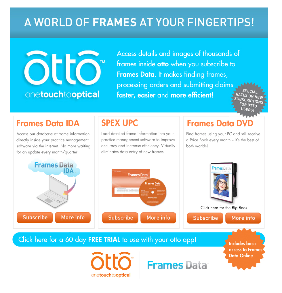 A World of Frames at Your Fingertips!