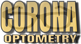 CORONA OPTOMETRY Logo