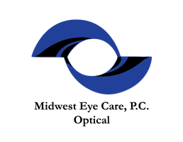 MIDWEST EYE CARE - SPECTACLES Logo