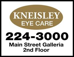 Kneisley Eye Care Logo