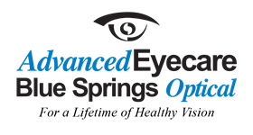 BLUE SPRINGS OPTICAL Logo
