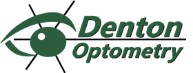 DENTON OPTOMETRY Logo