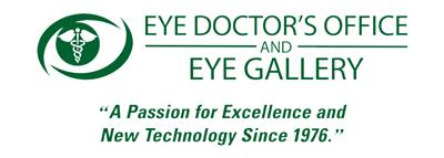 Eye Doctor's Office and Eye Gallery Logo