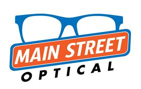 Main Street Optical Logo